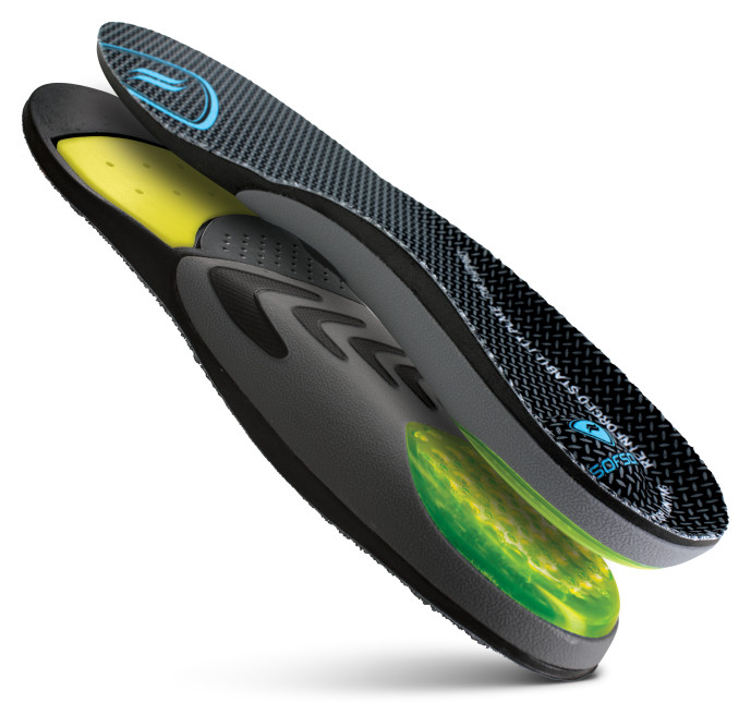 Sof Sole Women/'s Performance Airr Orthotic Insoles