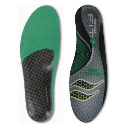The Sof Sole® FIT Series Neutral Arch Insole is perfect for improving arch support, foot support and comfort.
