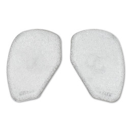 The Sof Sole® Gel Ball-of-Foot™ Cushion Inserts provide gel cushion foot support with comfort.