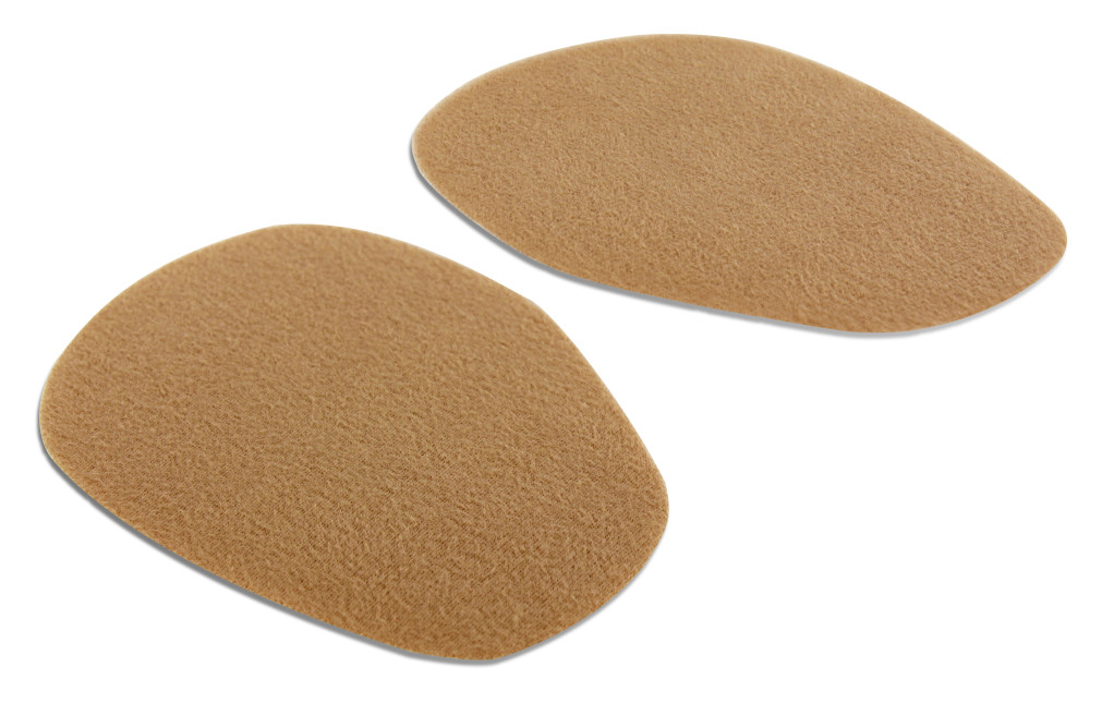 Sof Sole® Foam Ball-of-Foot Cushion inserts provide extra cushioning for the ball-of-foot area.