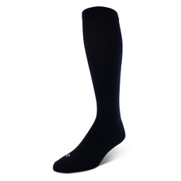 Sof Sole® Football Socks (Navy) offer maximum moisture management and promote blister treatment.
