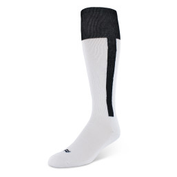 Sof Sole® Baseball Stirrup Socks (Black) are traditional stirrup socks that help to keep your feet comfortable.